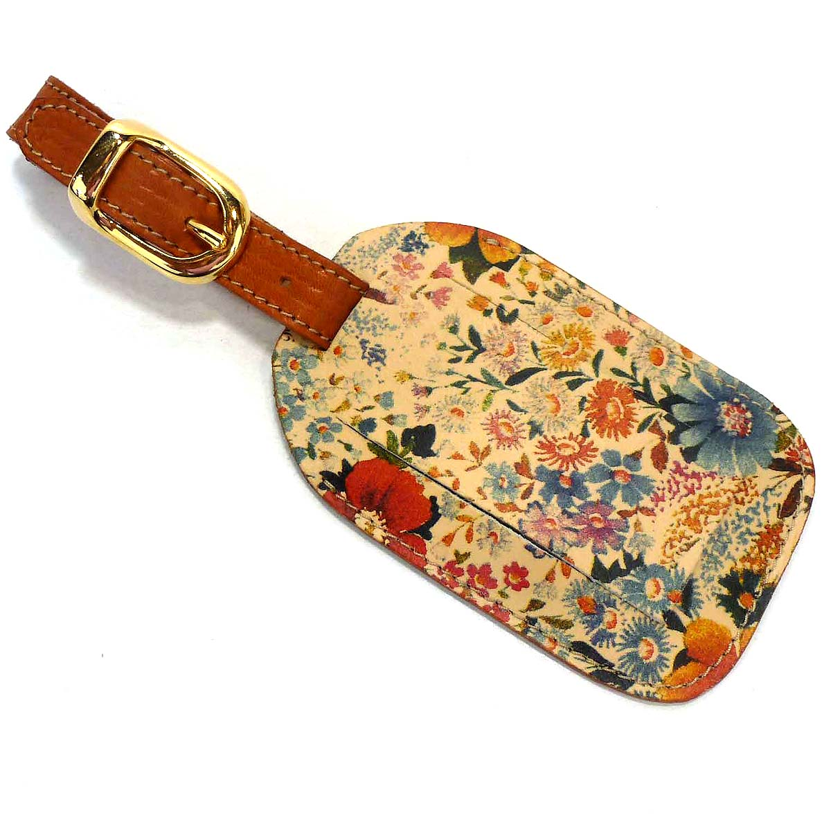 1837 luggage tags by Bottega Fiorentina