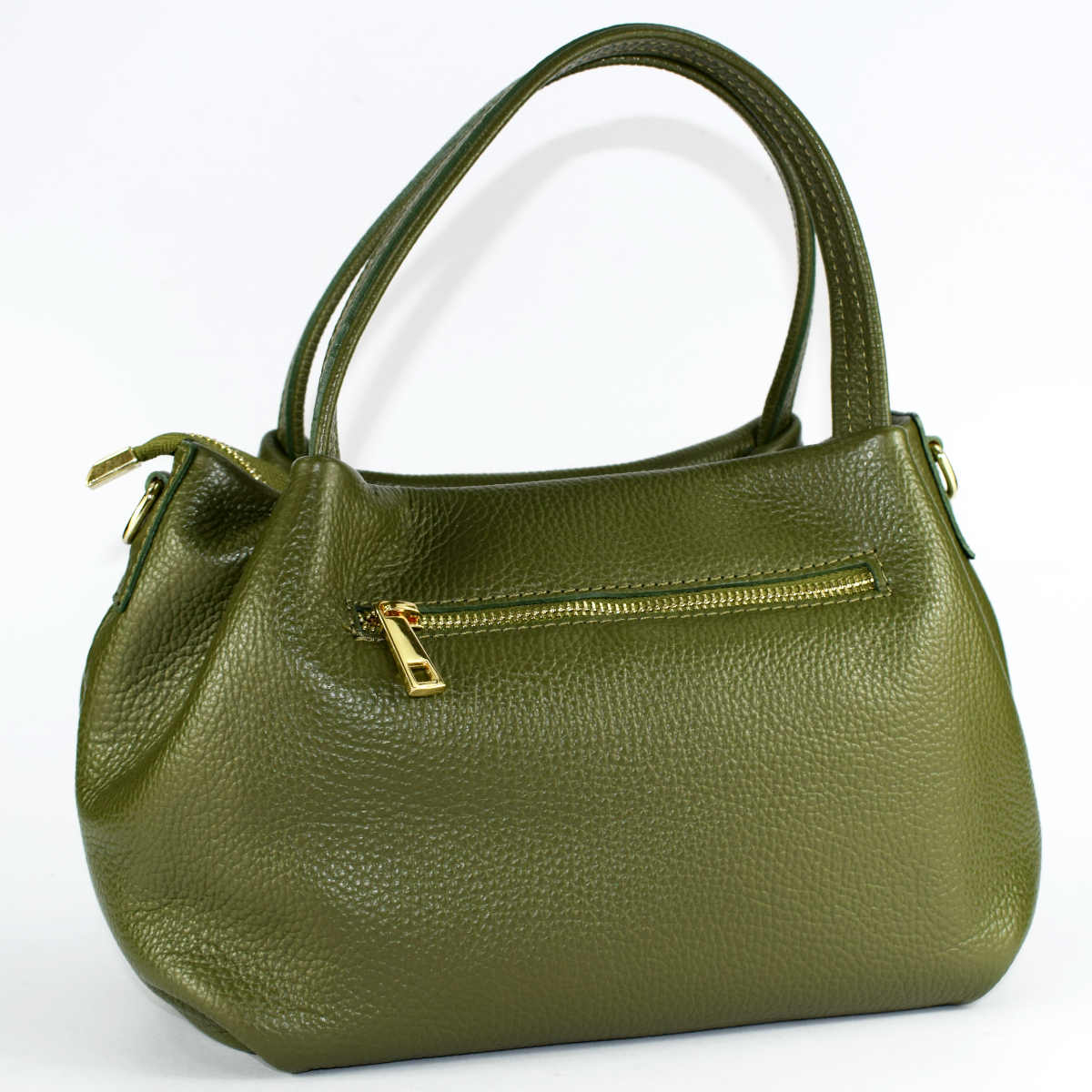 12726 small and soft satchel bag by Bottega Fiorentina