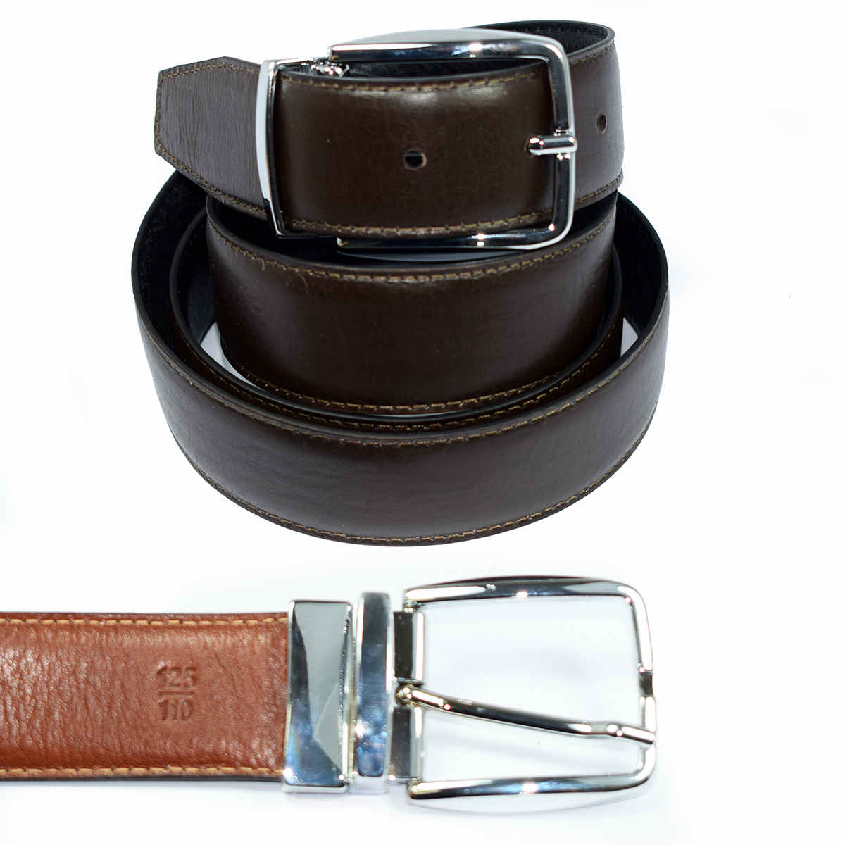 1812235 REVERSIBLE BELT by Bottega Fiorentina