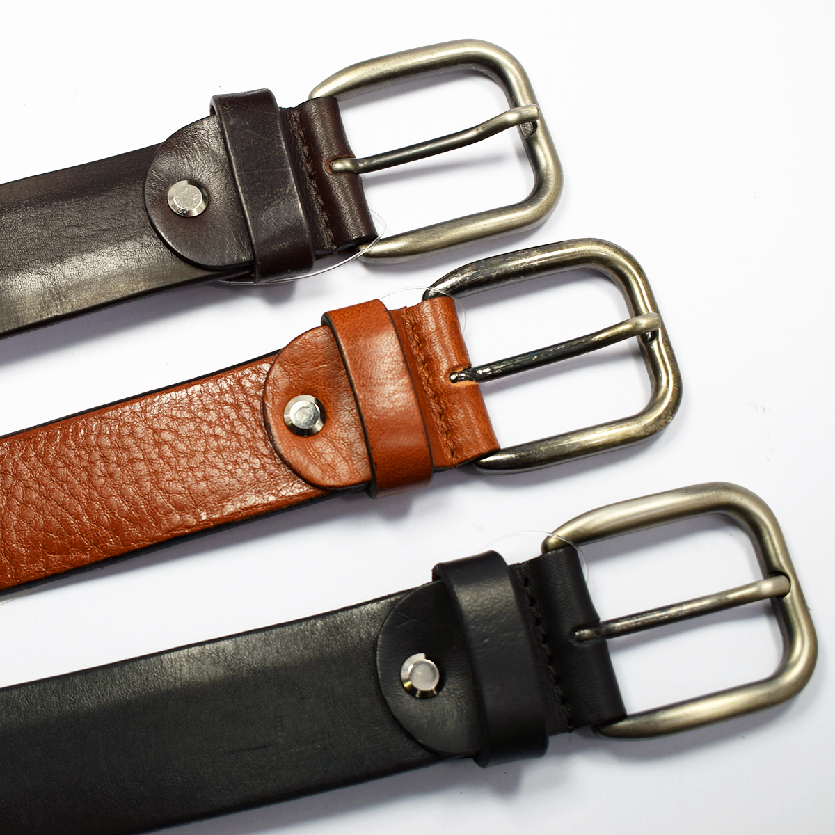 18161135 LEATHER BELT by Bottega Fiorentina