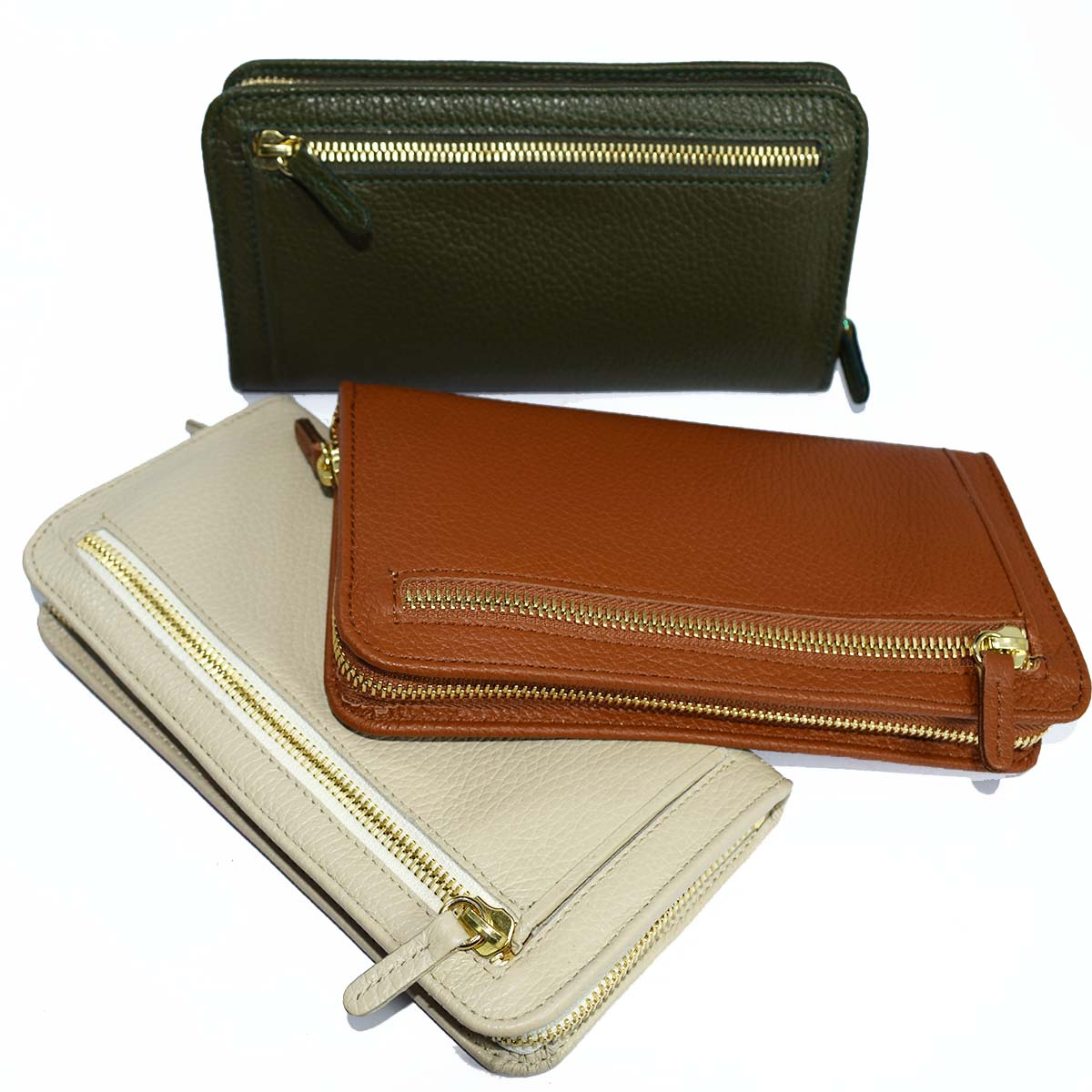 1688 ZIP AROUND WALLET by Bottega Fiorentina