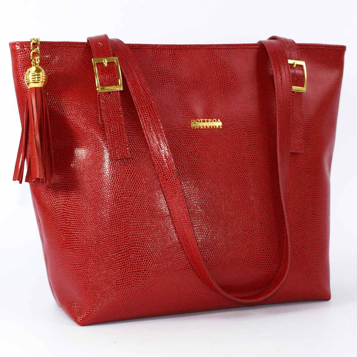 11958 ZIPPERED TOTE by Bottega Fiorentina