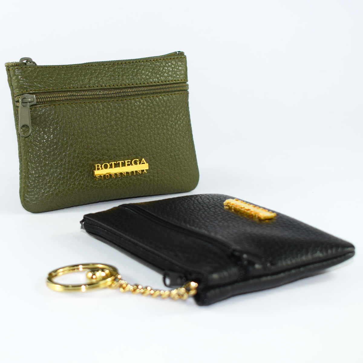 1457 KEYCHAIN ENVELOPE by Bottega Fiorentina