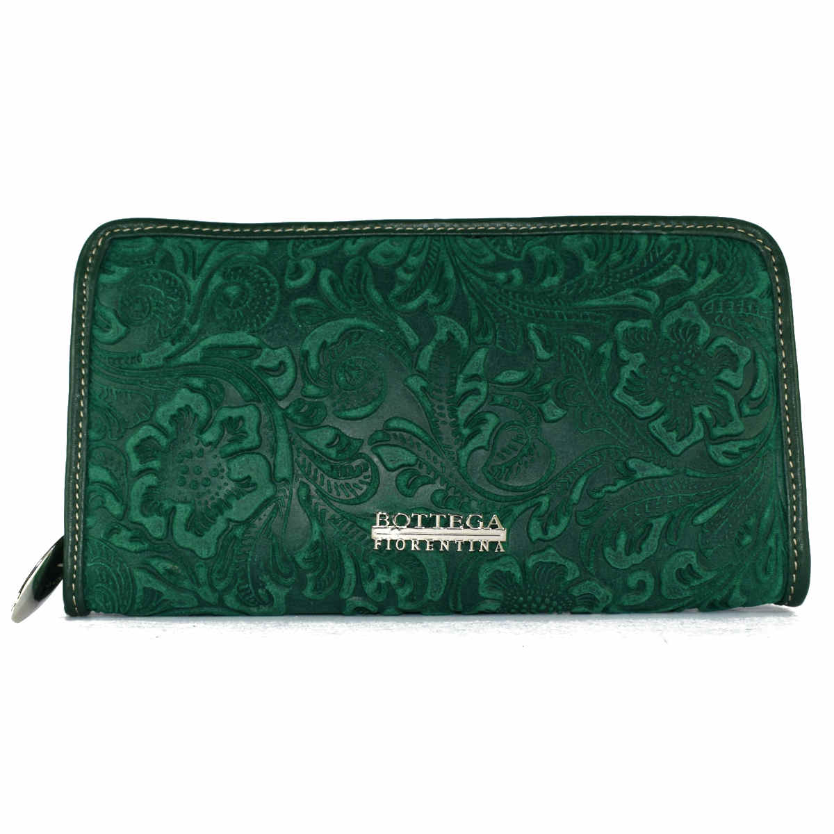 1688 ZIP TOP WOMAN WALLET by Bottega Fiorentina