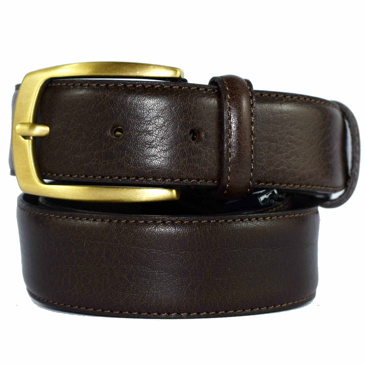 6266835 BRASS BUCKLE BELT by Bottega Fiorentina