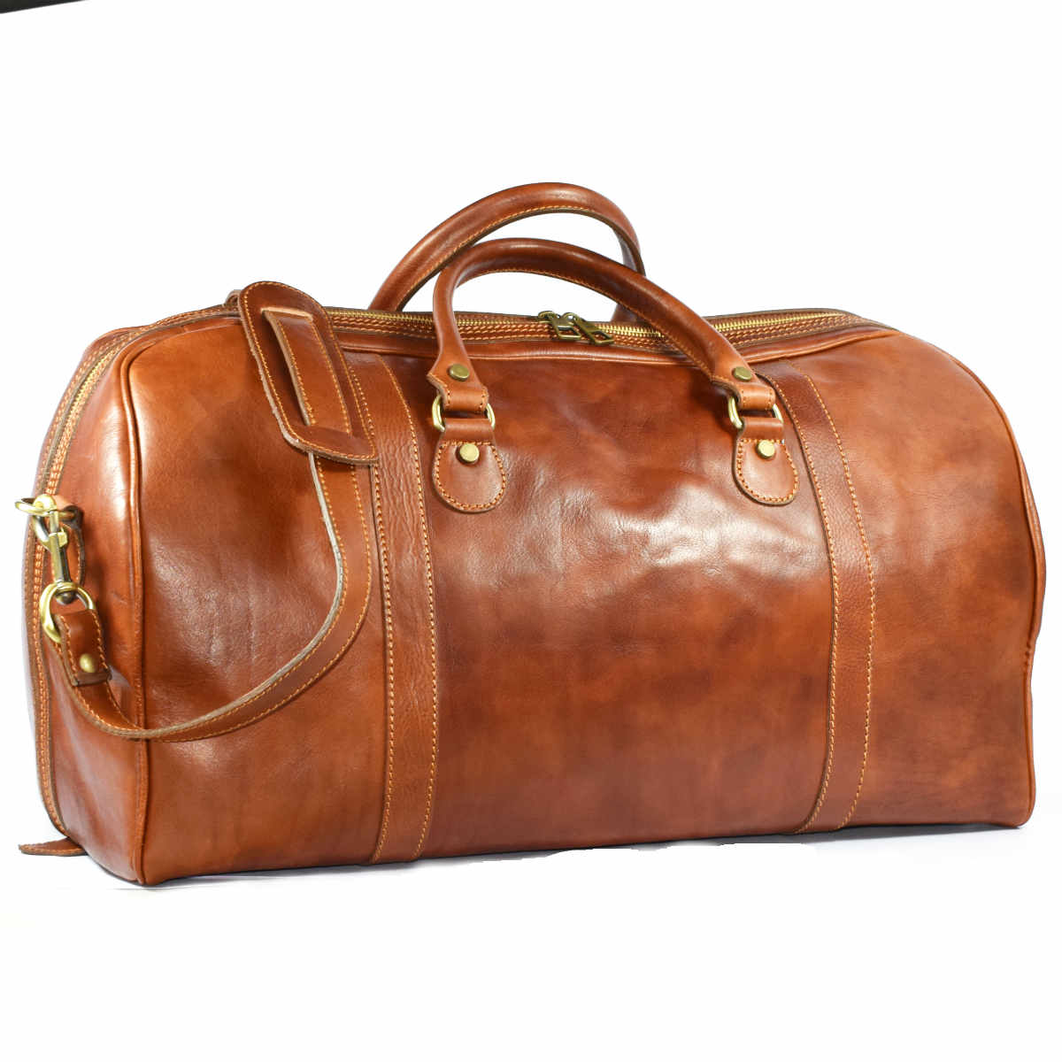 24038 TRAVEL BAG by Bottega Fiorentina