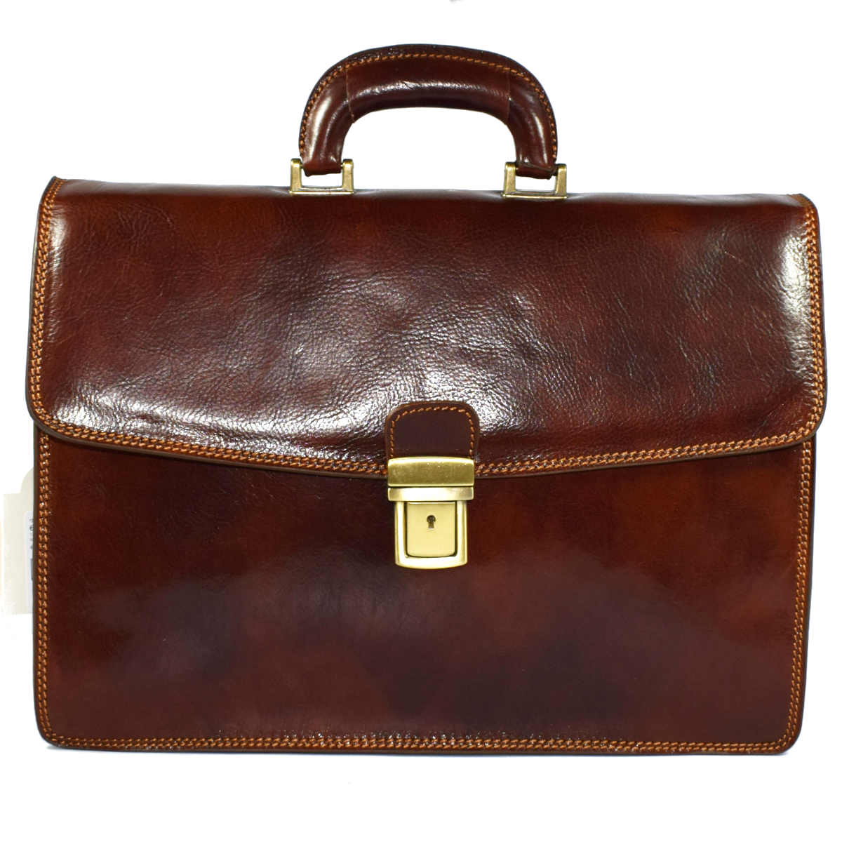 24047 PROFESSIONAL FOLDER1 COMPARTMENT by Bottega Fiorentina