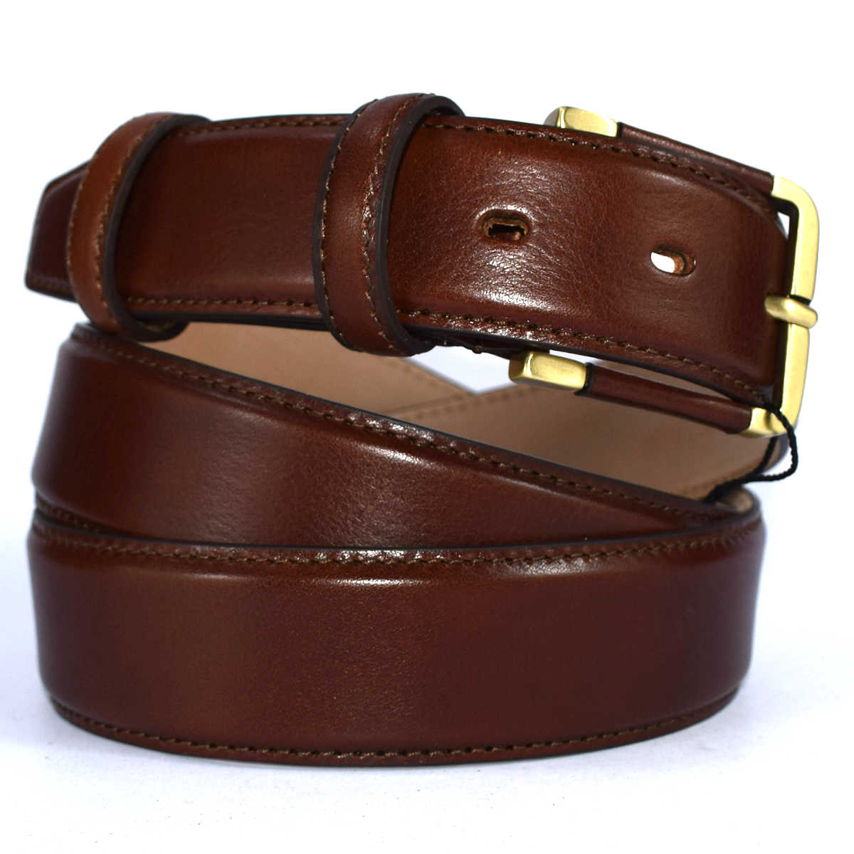 64100135 CLASSIC BELT WITH SEAMS by Bottega Fiorentina