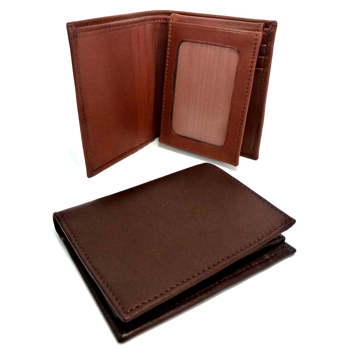 1317  men's wallet 9 cards by Bottega Fiorentina